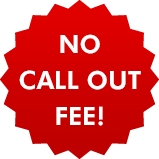 No call out fee